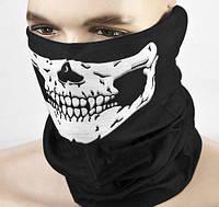 Защитная маска на лицо с Черепом