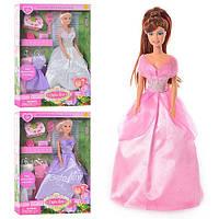 Кукла Defa 8071 с нарядами и аксессуарами