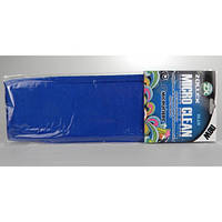 Салфетка Zollex ZР-005 (микрофибра) синяя