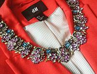 Колье в стиле Zara look