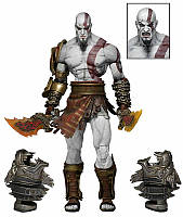 Фигурка Ultimate Kratos - God Of War 3 NECA