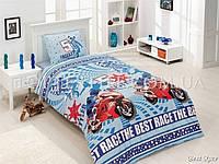 Комплект постельный для мальчиков First Choice бязь Best Race