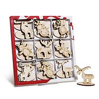 Игровой набор для творчества «Лоси на подставке»