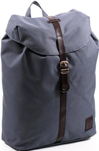 Вместительный городской рюкзак из полиэстера 10 л. Bagland 10366-3, серый