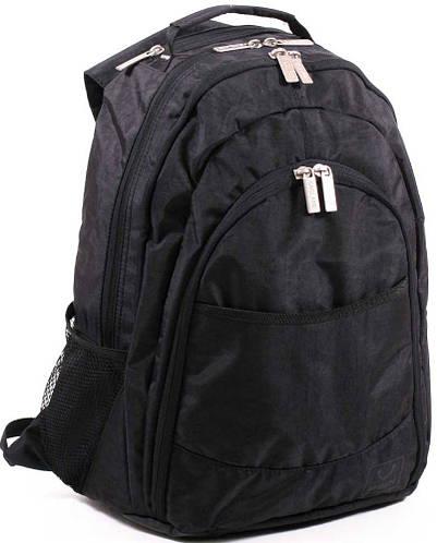 Вместительный удобный городской рюкзак из нейлона 35 л. Bagland 18070-5