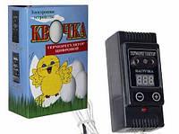 Терморегулятор для инкубатора автоматический цифровой Квочка