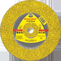 Круг отрезной по металлу Kronenflex® (Klingspor) A 24 Extra 230х3х22,23