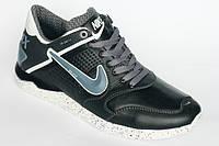 Кроссовки черно серые Nike