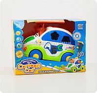 Музыкальная игрушка машинка 3033