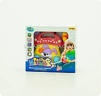 Музыкальная игрушка «Теремок» (караоке, микрофон)