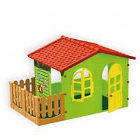 Домик для детей Mochtoys 10498 с верандой