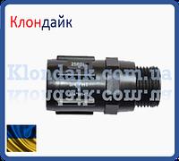 Редуктор понижения давления для системы капельного полива с 5,5 до 1,38 атм