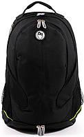 Качественный и практичный рюкзак с отделом для ноутбука Bagland 53166 черный