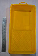 Ванночка малярная пластмассовая, 14х30см