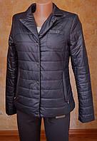 Женская куртка-пиджак BUTTON