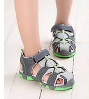 Босоножки сандали детские для мальчика