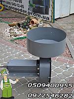 Измельчитель зерновых ДКУ без двигателя, возможностью присоединения к ВОМ трактора или мотоблока