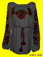 Вышиванка женская от производителя Жіноча блузка з вишивкою.