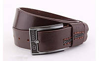 Ремень мужской кожаный Gucci 40 мм 930294