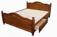 Ліжко точене без різьби