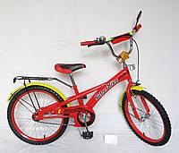 Велосипед super bike 2-х колесный 20 дюймовые колеса