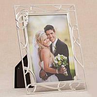 Свадебная фоторамка с кольцами, рамки для свадебных фотографий