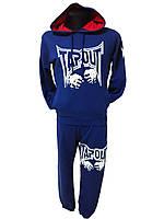 Мужской спортивный костюм Tapout с капюшоном Турция