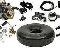Комплект гбо 2 поколение инжектор  Lanos Sens Aveo Tomasetto