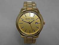 Женские часы  Michael Kors - gold, полностью золотистые