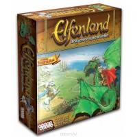 Настольная игра-стратегия Elfenland. Волшебное Путешествие, Hobby World (1252)