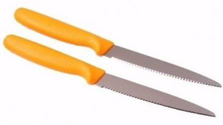 Набор: два ножа Wenger Grand Maitre 3 10 214 01 P1 желтый