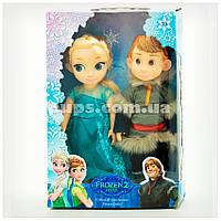 Куклы «Холодное сердце» - Эльза и Кристофф ZT8783