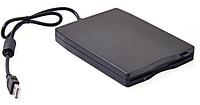 USB флоппи дисковод  EXTERNAL PORTABLE FLOPPY 1.44 MB