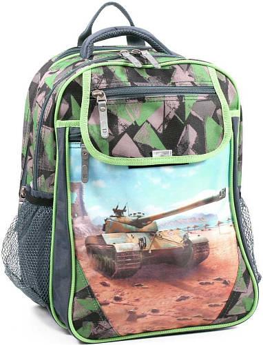 Рюкзак школьный из нейлона 15 л. Bagland 58070-15