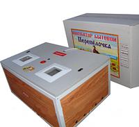 Инкубатор Перепёлочка ИБ-170 с автоматическим переворотом яиц