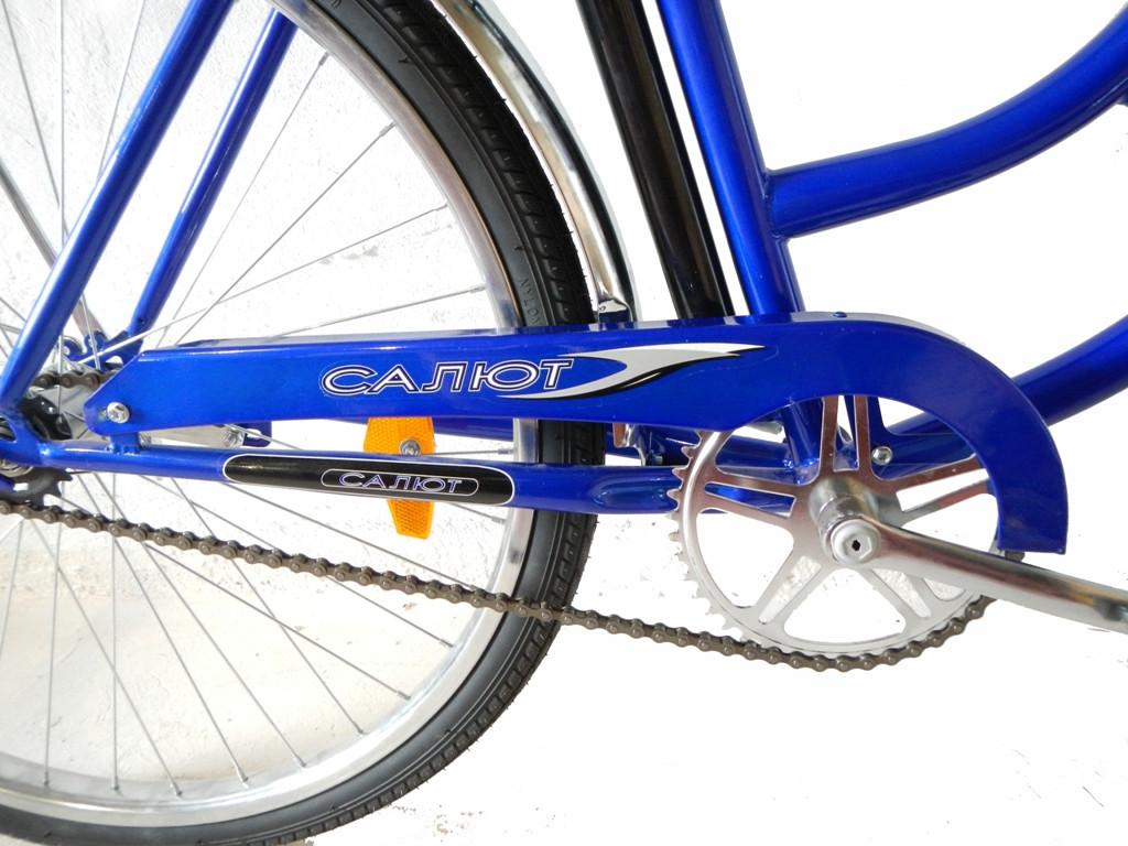 Щиток цепи велосипеда