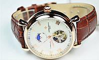 Часы Vacheron Constantin копия часов мужские механические с кожаным ремешком