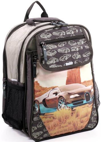 Стильный практичный школьный рюкзак для мальчиков из нейлона 15 л. Bagland 58070-30