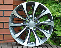 Литые диски R19 5x120, купить литые диски на BMW 3 5 F10 F11 E90, авто диски БМВ F10 F11 F12