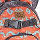 Скейтерский мужской рюкзак Dakine Pivot 21L Indio 610934865554 серый, фото 3