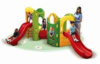 Детский игровой центр-комплекс Мультигорка 8 в 1 Little Tikes 440W
