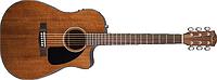 Электроакустическая гитара FENDER CD-60CE Mahogany