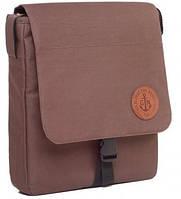 Функциональная сумка для электронных гаджетов GIN ГОРДОН-brown