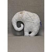 """Интерьерная игрушка-подушка """"Слон с восточным орнаментом"""""""