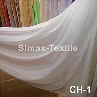 Лён тюль-дождик, ткань для штор