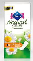 Прокладки гигиенические Libresse Natural Care Pantyliners Normal 20 шт.
