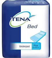 Пеленки для младенцев TENA Bed Plus 60х60 120 шт.