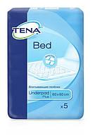 Пеленки для младенцев TENA Bed Plus 60х60 5 шт.