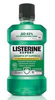 """Ополаскиватель для ротовой полости Listerine """"защита от кариеса """" 500 мл"""