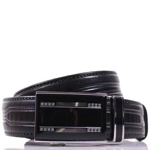 Мужской  привлекательный кожаный ремень LAZAR (ЛАЗАР), CFL35Y1A50